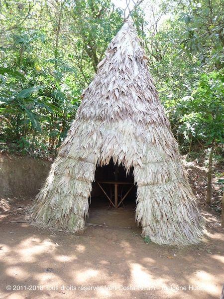 Partons dans la communauté indigène Huetare