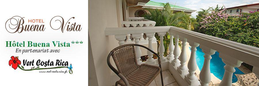 Hôtel Buena Vista : à 15 minutes de l´aéroport Juan Santamaria