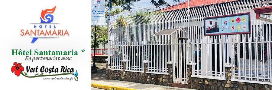 Hôtel Santamaria : à 5 minutes de l´aéroport Juan Santamaria