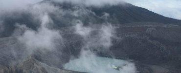 Le Volcan Poas réouvre au public, plongez au coeur d'un volcan actif !