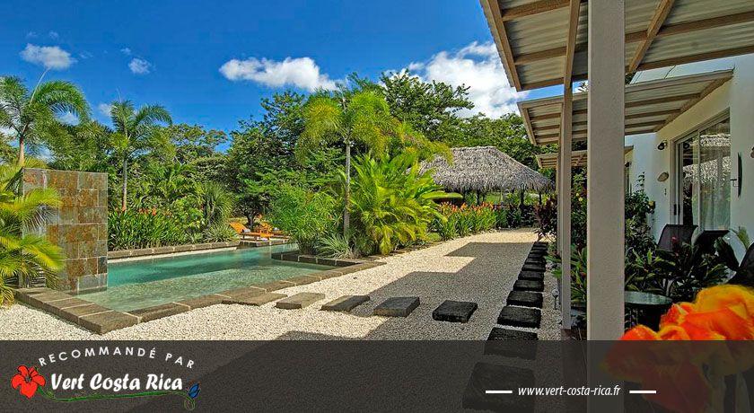 Les Voiles Blanches : un petit havre de repos à Tamarindo
