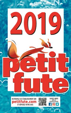 Recommandé par le Guide du Petit Futé Costa Rica 2019-2020
