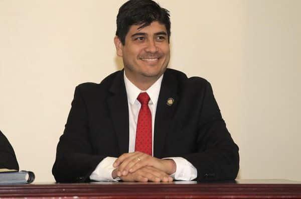 Carlos Alvarado Quesada : le nouveau président Costaricien 2018 - 2022