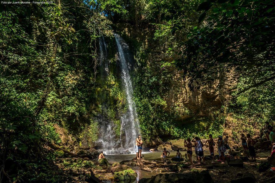 Parque Recreativo Los Manantiales - Partage avec les Ticos