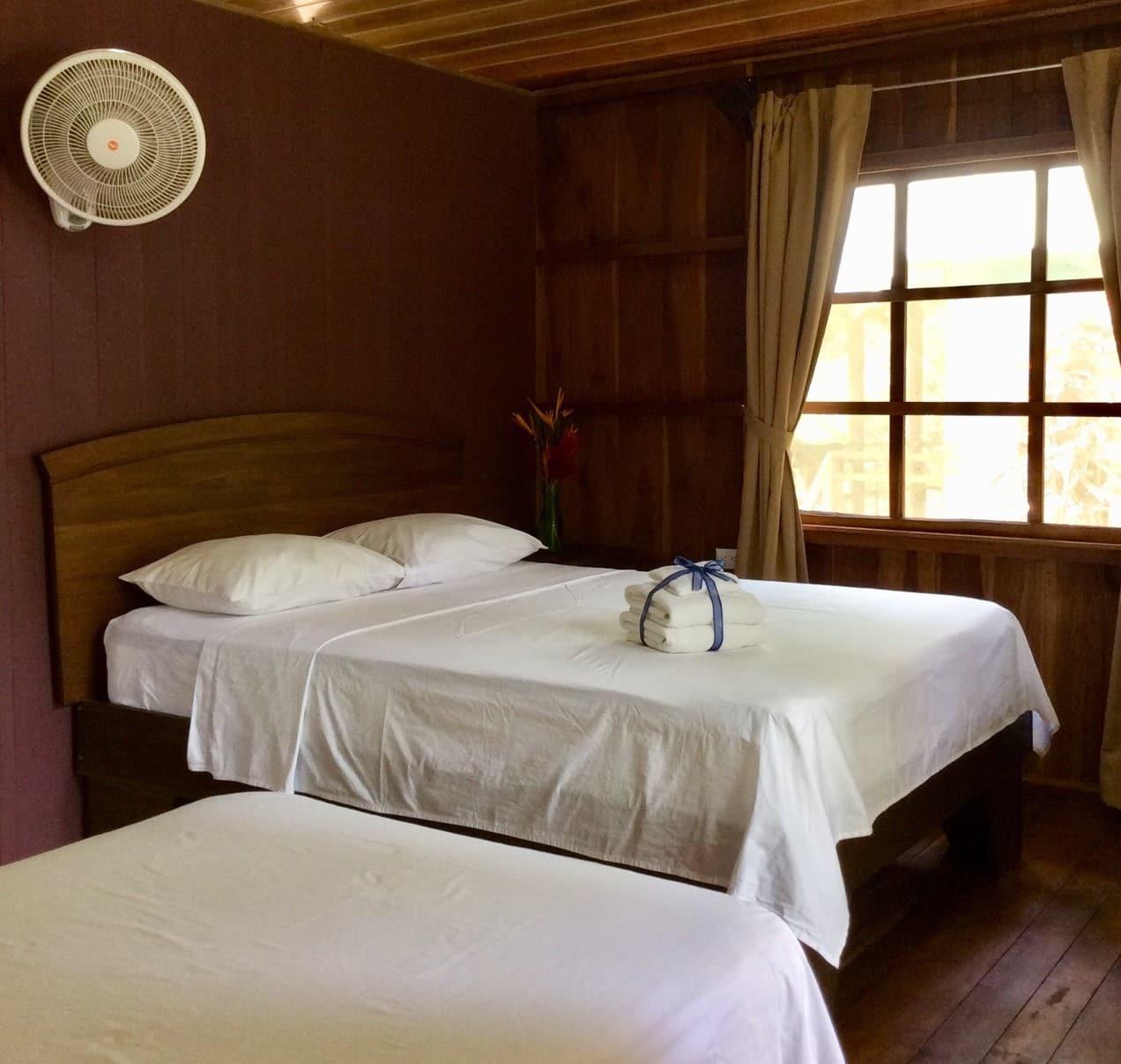 chambre Pack-Corcovado-Service-vertcostarica