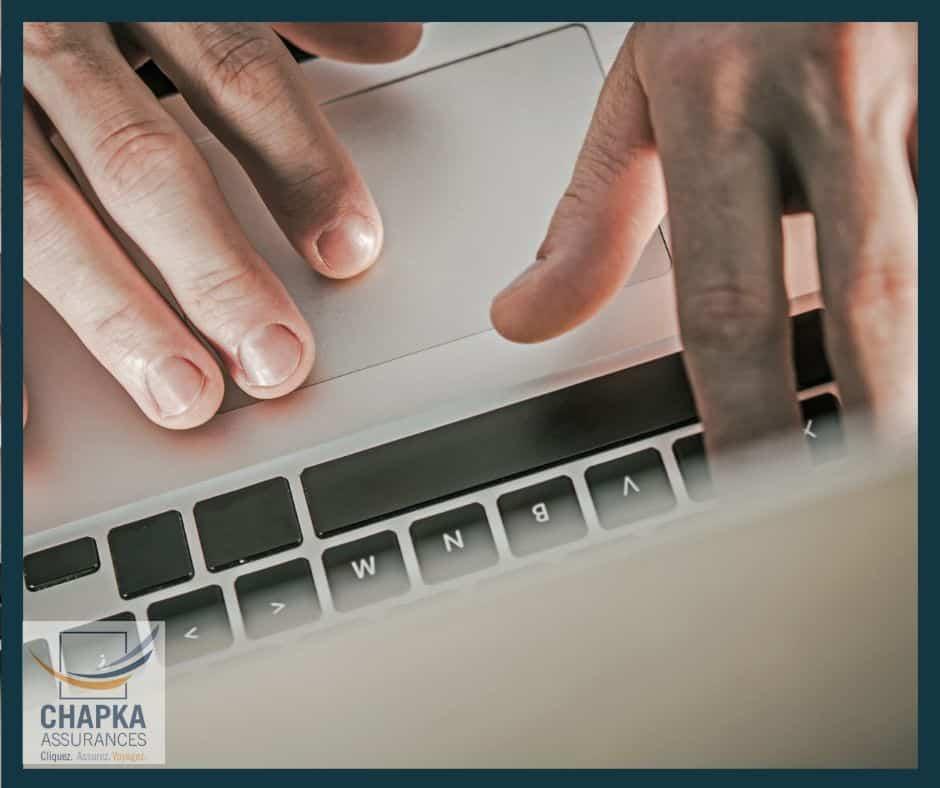 Souscription assurance CAP ASSISTANCE