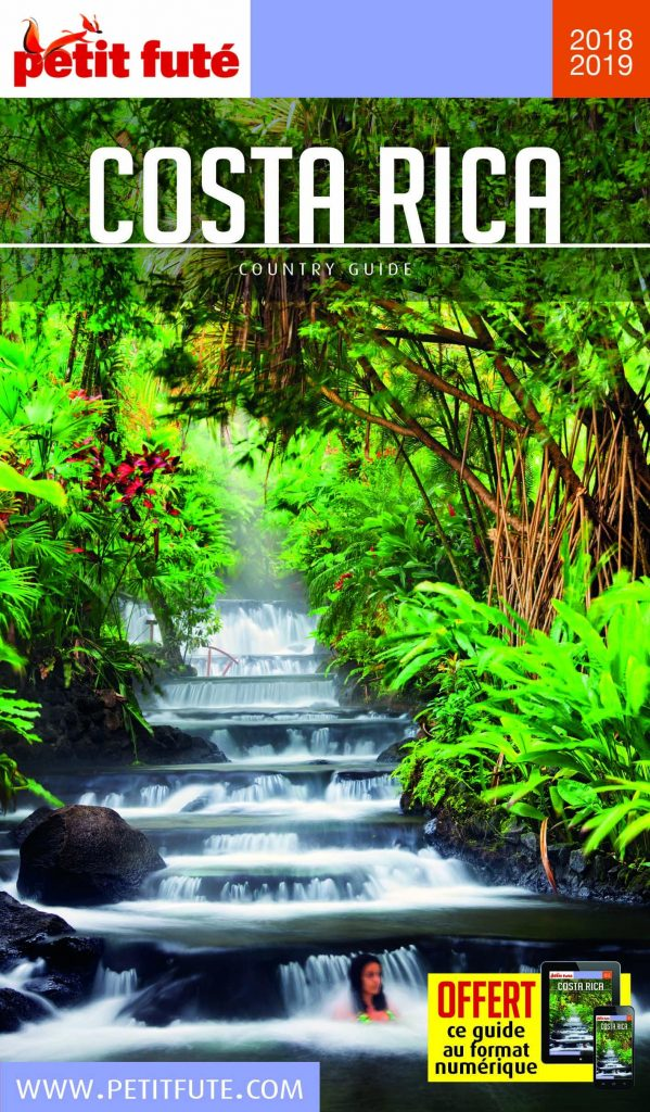 Guide de voyage Le petit futé du Costa Rica