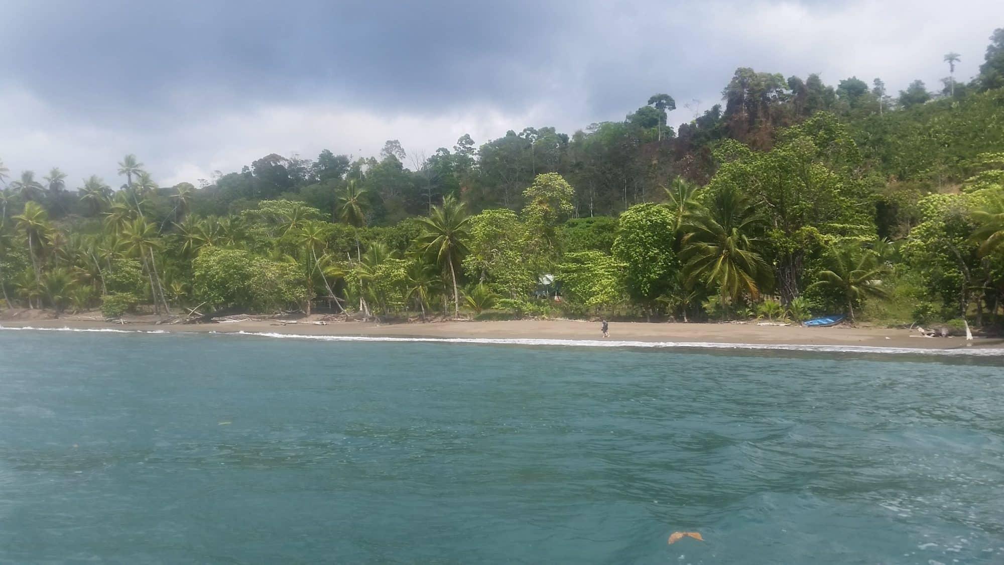 Bahia Drake, une baie magnifique coupée du monde