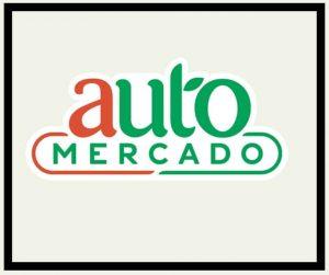 Auto Mercado au Costa Rica