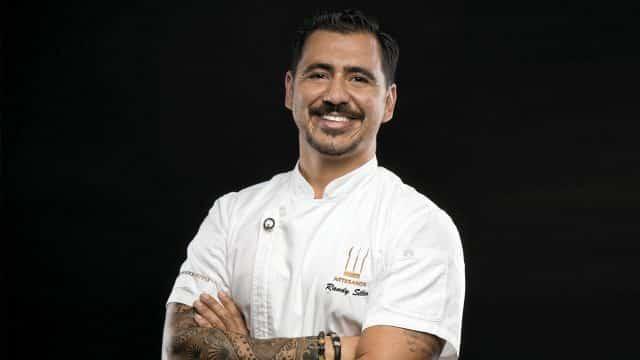 Le chef du Costa Rica Randy Siles