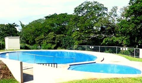 Piscine chez Vincent au Costa Rica