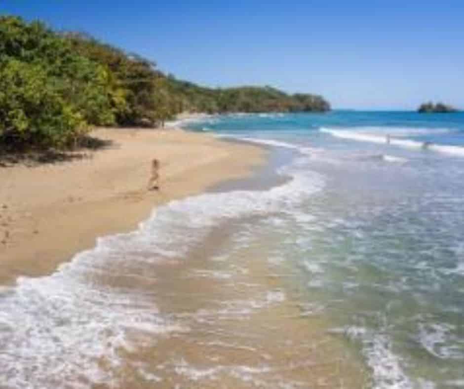 Plage Puerto Viejo pour le surf au Costa Rica