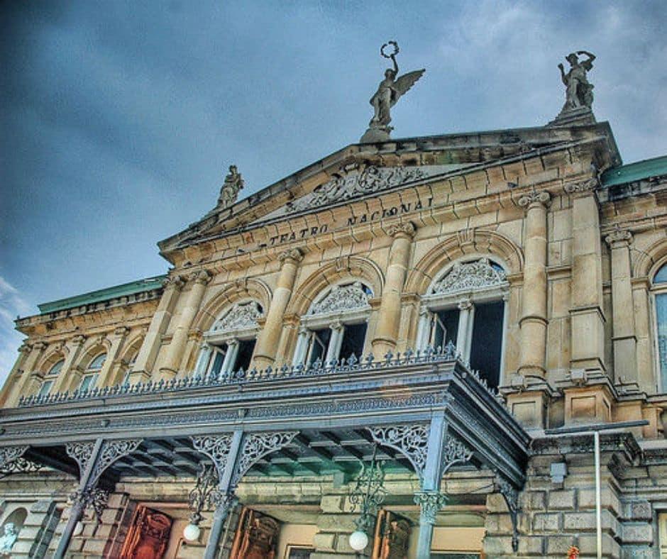 Théâtre Costa Rica