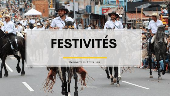 Découverte du Costa Rica : Festivités