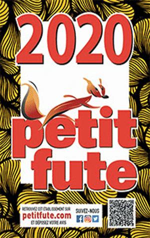 Recommandé par le Guide du Petit Futé Costa Rica 2020