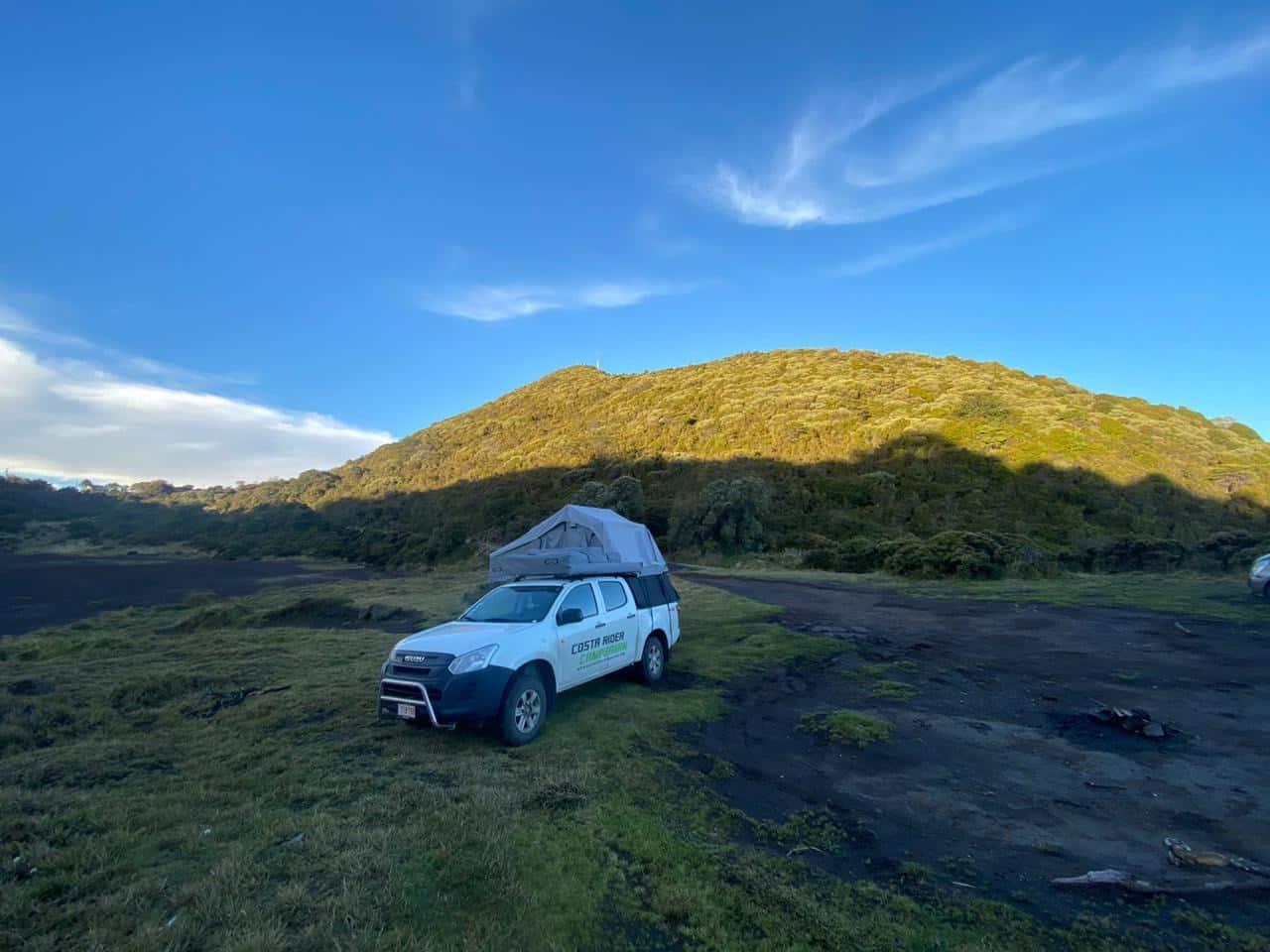 Campervan Familial 4x4 avec Tente : Explorez le Costa Rica en famille !