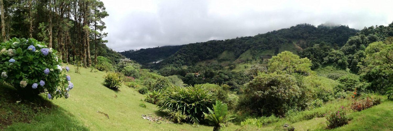 Boquete : une petite ville aux pieds du volcan Barú