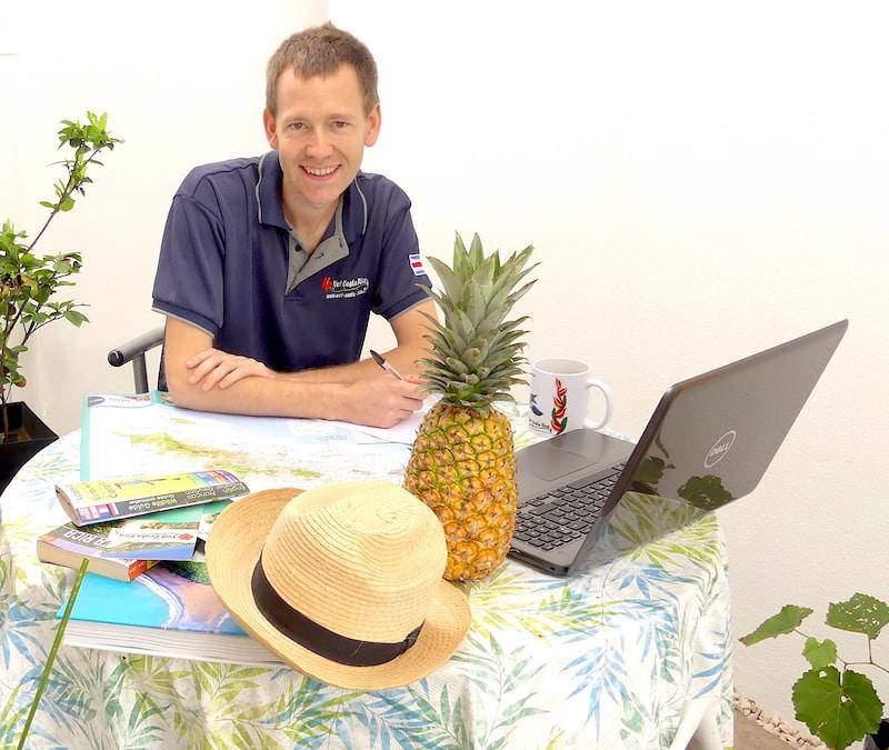 Coach Voyage Costa Rica - Vincent Varenne