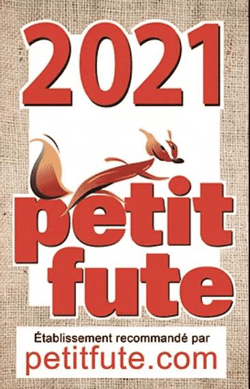 Recommandé par le Guide du Petit Futé Costa Rica 2021