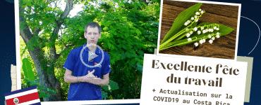 Actualisation Covid19 – Et très bonne fête du 1er mai