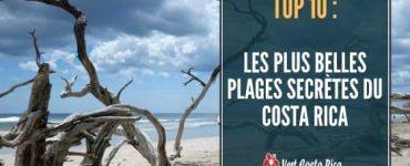 Les plages secrètes du Costa Rica
