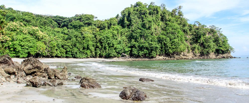 Plage Biesanz au Costa Rica