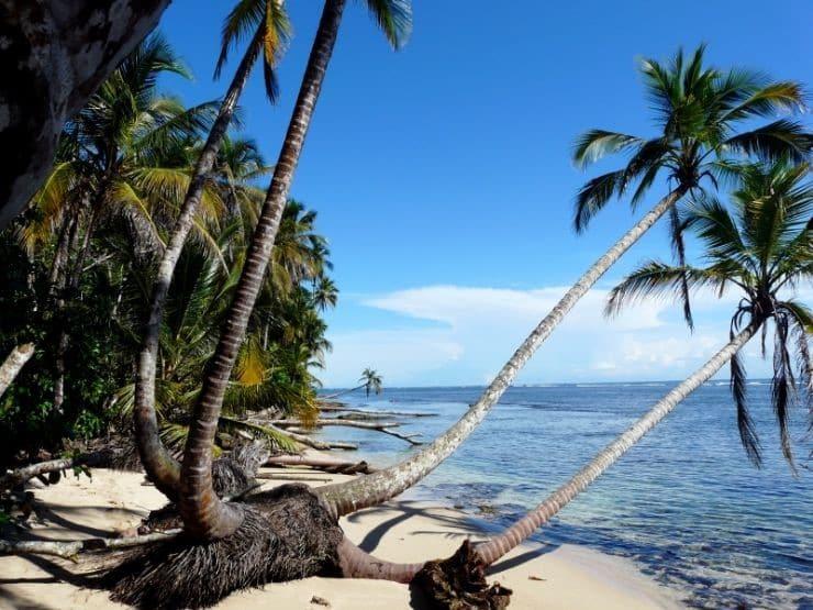 Plage Cahuita au Costa Rica