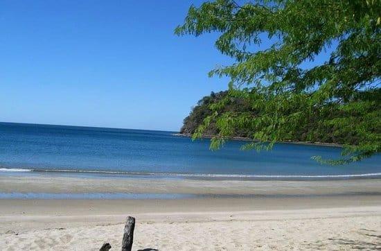 Plage Copal au Costa Rica