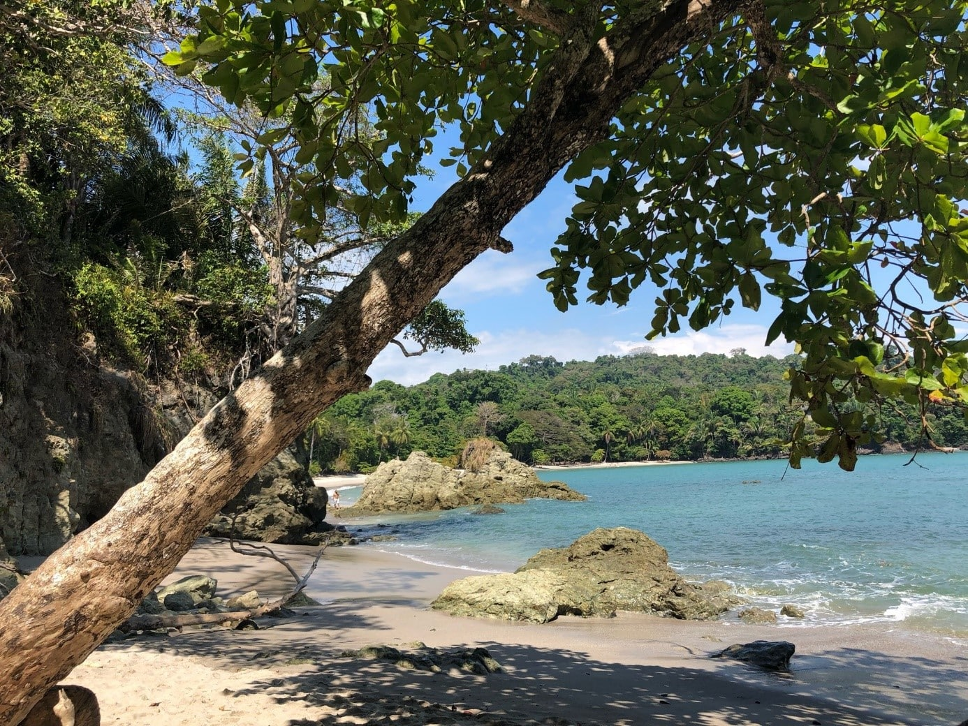 Plage Manuel Antonio au Costa Rica