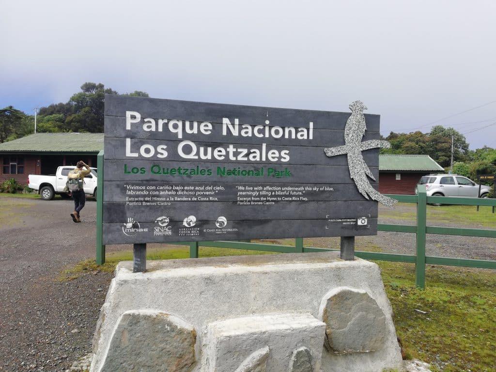 Le Quetzal au Costa Rica : Considéré comme l'un des plus beaux oiseaux du monde