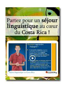 Séjour linguistique Costa Rica