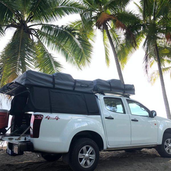Campervan Familial 4x4 - Le Costa Rica en famille ! Avec tente de toit jusqu'à 5 personnes.
