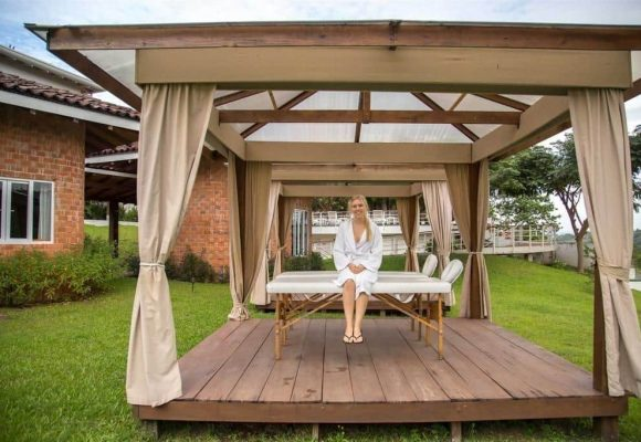 Hôtel Asclepios Wellness and Spa : 1ère nuit au Costa Rica