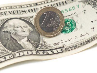 Euros Dollars - service changement devise - vertcostarica