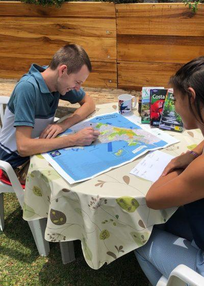 Service accueil vertcostarica pour votre voyage au Costa Rica